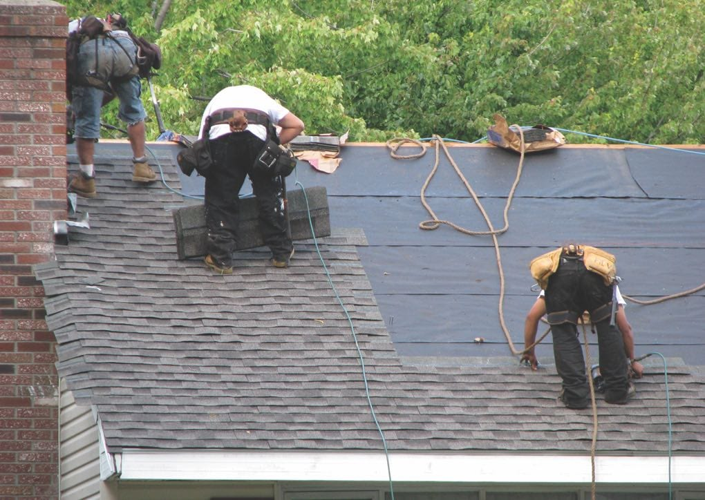 roof replacement southern md
