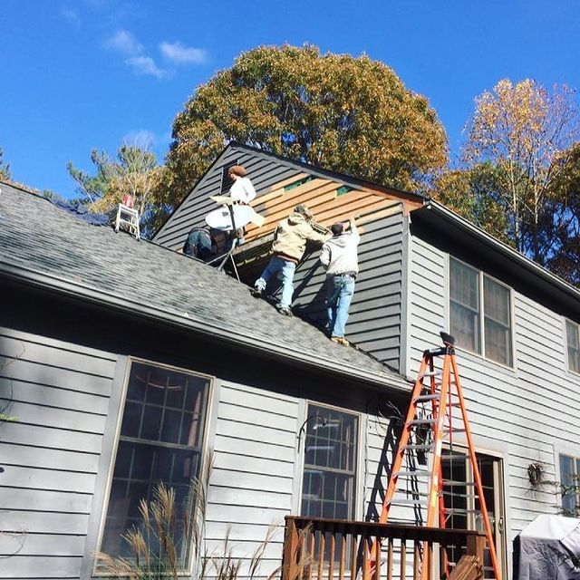 southern md roof installation