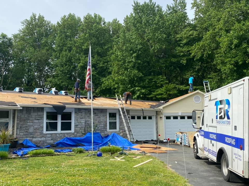 expert roofing southern md